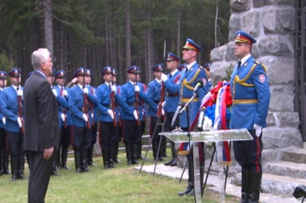 Nikolić: Mačkov kamen je srpski Termopil