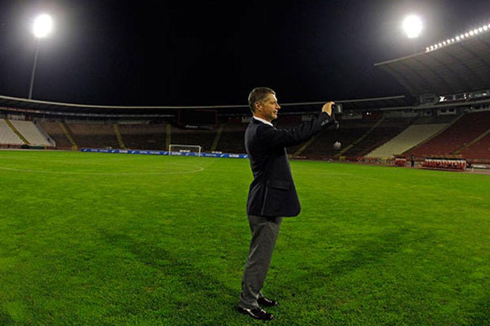 PREDSTAVNIK UEFA UTVRDIO: Osvetljenje na Marakani ne ispunjava sve standarde