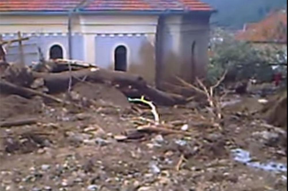 (VIDEO) ČUDO NEVIĐENO: Sveti Nikolaj spasao Tekiju od propasti