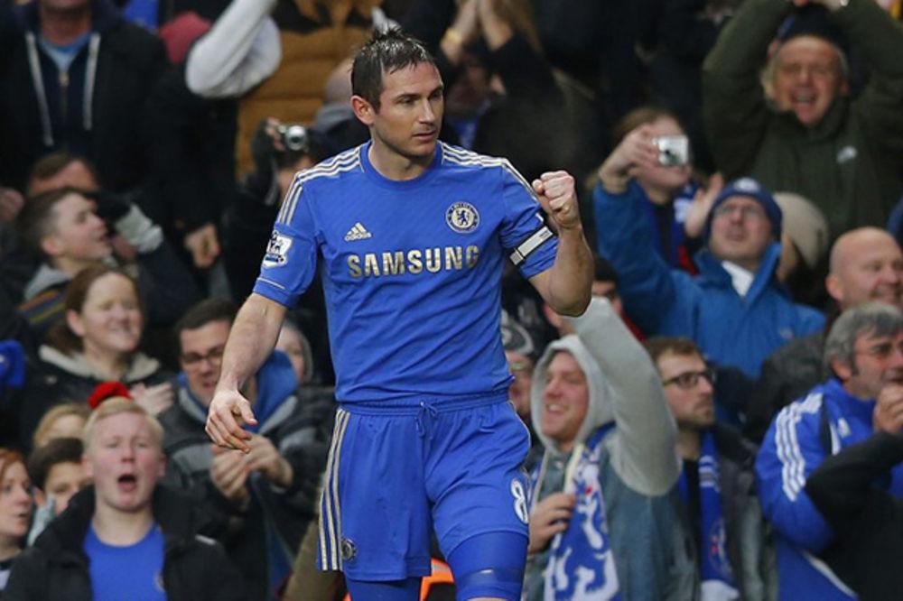 SPEKTAKL U MANČESTERU: Izdajnik Lampard čeka Čelsi