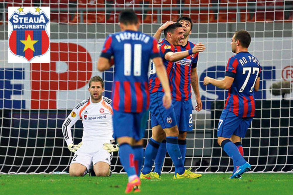 POSRNULI GIGANT: Steaua ostala bez grba i imena