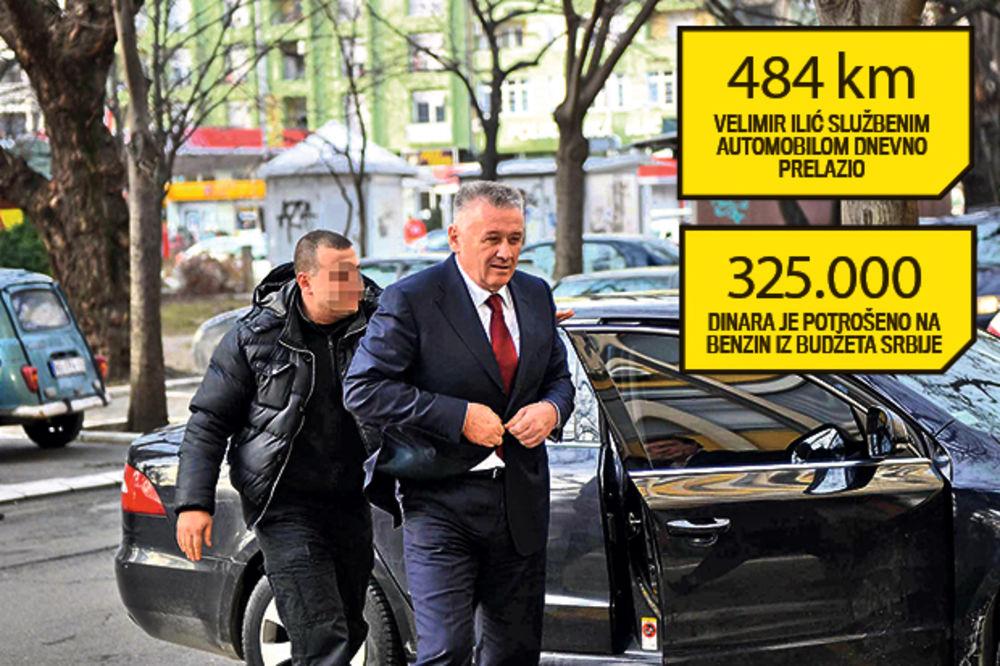 OVAKO SE ARČE PARE: Velja i Ćirić dnevno prelazili skoro 500 km!