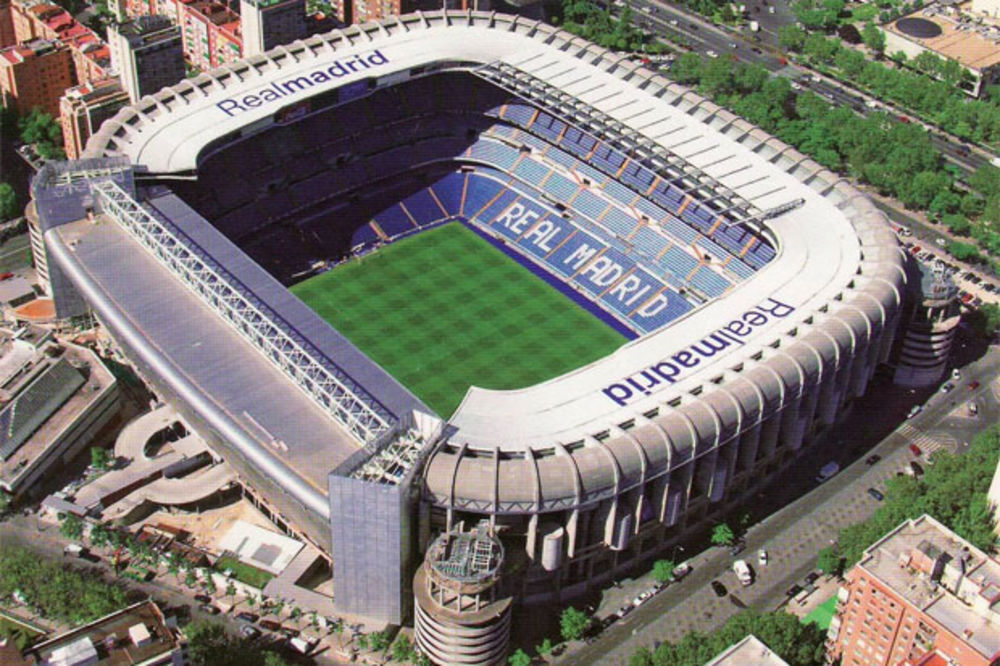 BIZNIS: Stadion Reala menja ime