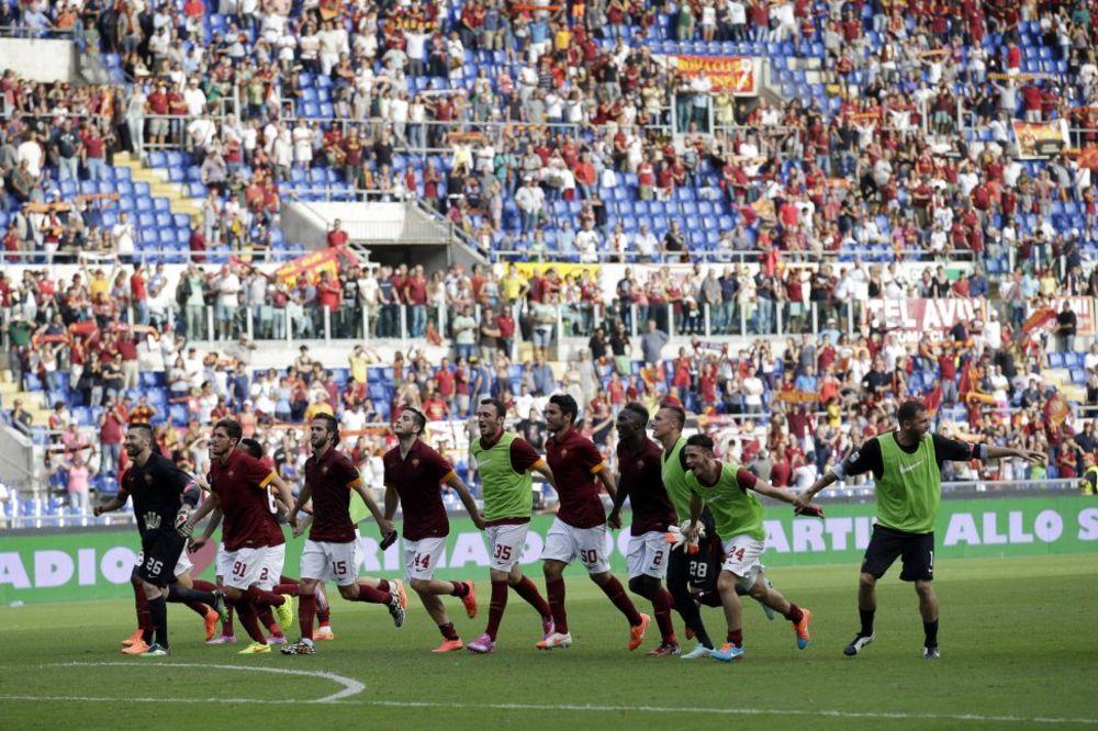 SERIJA A: Roma sa dva brza gola srušila Kaljari na putu do prvog mesta na tabeli