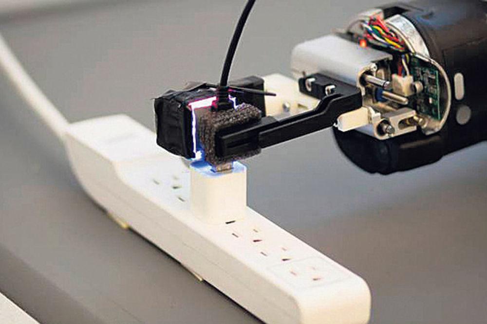 USPEH: Robote opremili čulom dodira