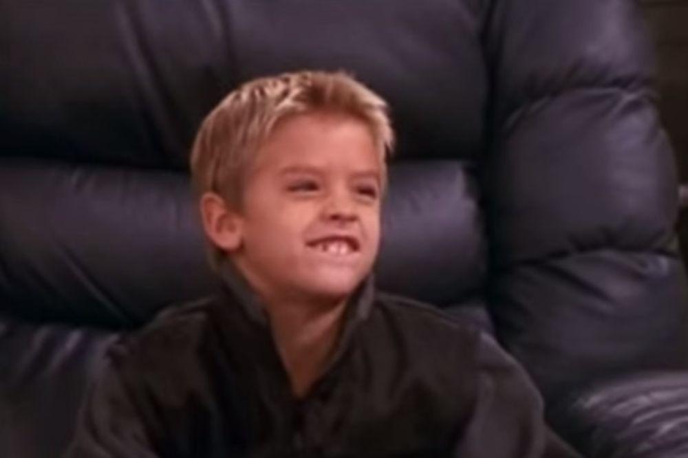DA LI GA SE SEĆATE: Pogledajte kako danas izgleda dečak iz serije Prijatelji