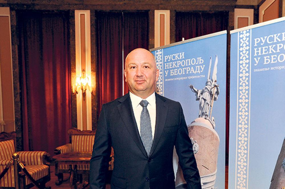 Nenad Popović: DSS ne postoji bez Koštunice zato i osnivam svoju partiju