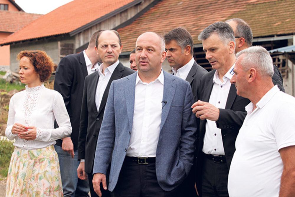 Osnovana Srpska narodna partija: U rad stranke krenuli sa sela