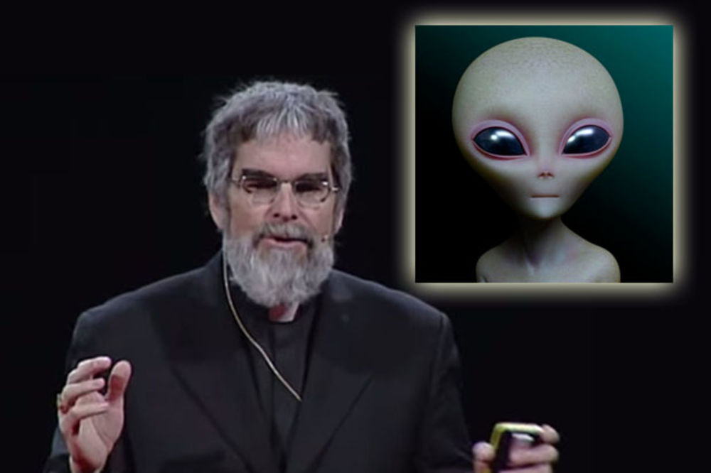 (VIDEO) PAPIN ASTRONOM: Krstio bih vanzemaljce, pitanje je dana kad ćemo ih sresti!