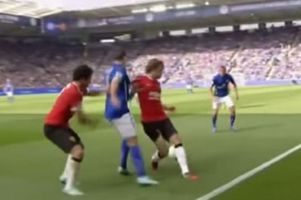 (VIDEO) PONIZILI IH: Igrači Lestera za 10 sekundi 3 puta provukli loptu kroz noge igračima Junajteda