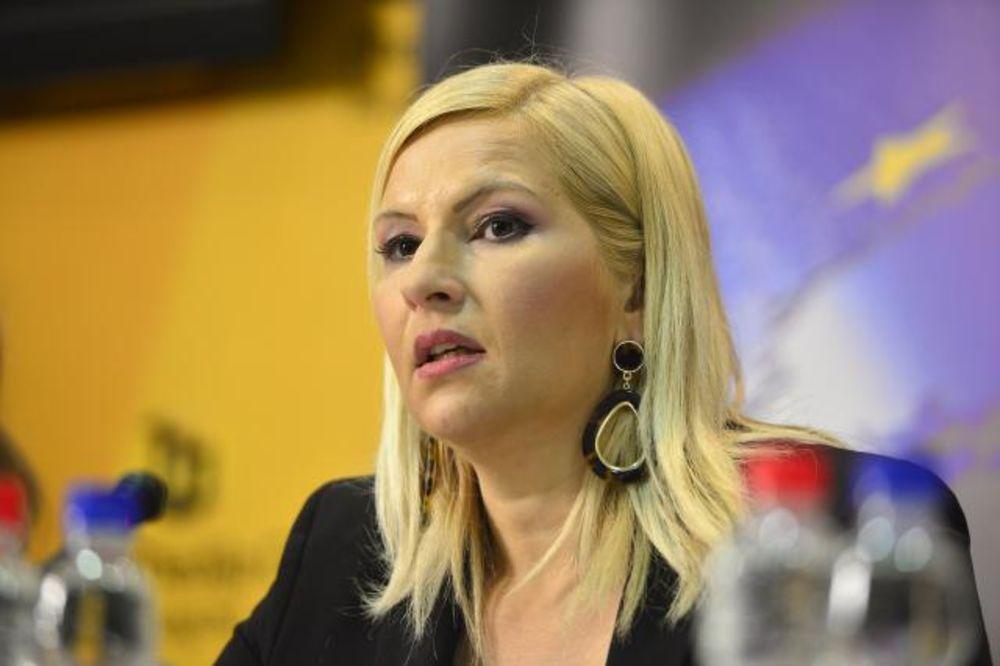 Ministarka Mihajlović: Srbijagas će morati da podeli delatnosti