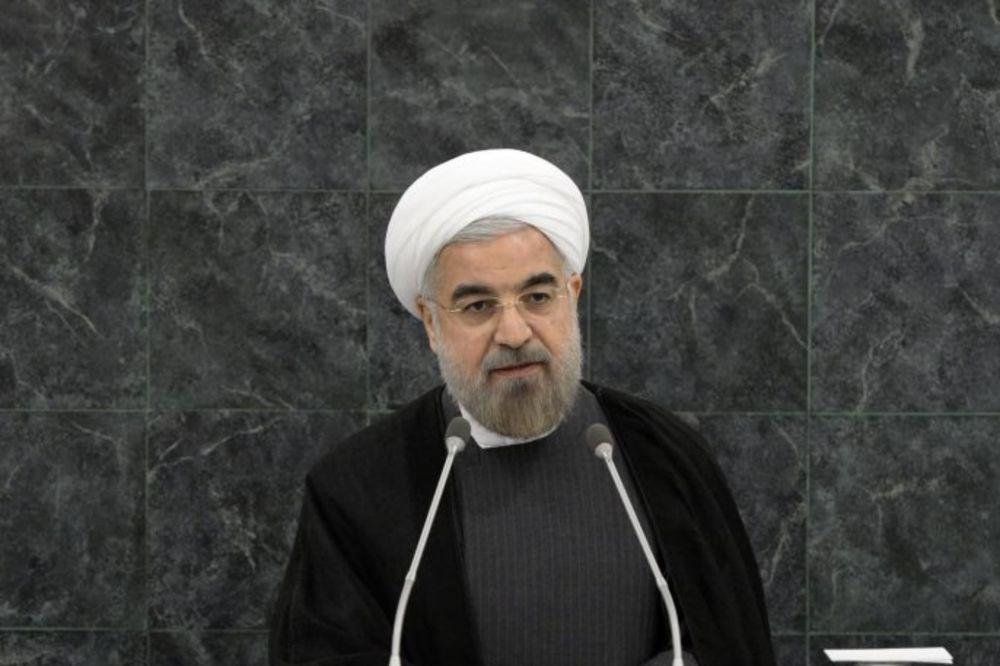 (VIDEO) ROHANI: Iran je ključna zemlja za stabilnost regiona po kom divljaju teroristi