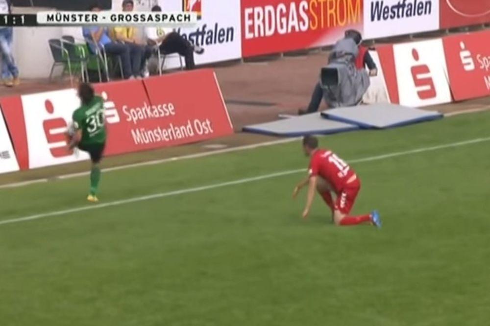 (VIDEO) IMAMO POBEDNIKA: Najgore fudbalsko simuliranje ikada