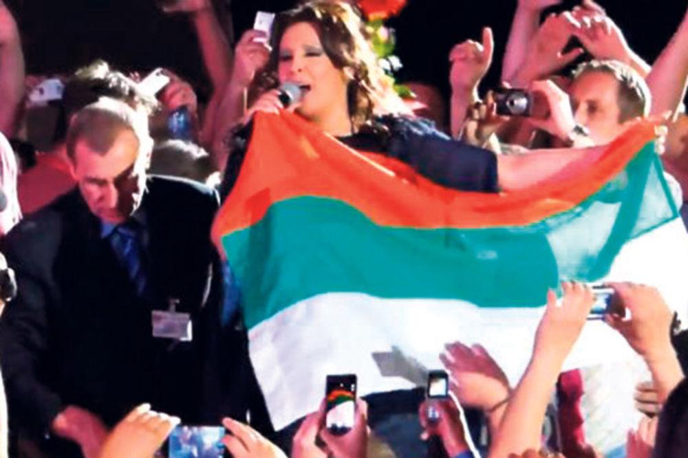 Bugari stižu na Draganin koncert