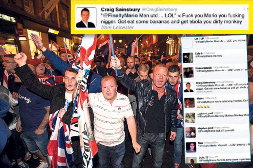 ENGLEZI LICEMERI: Partizanu su presudili, a kod njih vrvi od rasista!