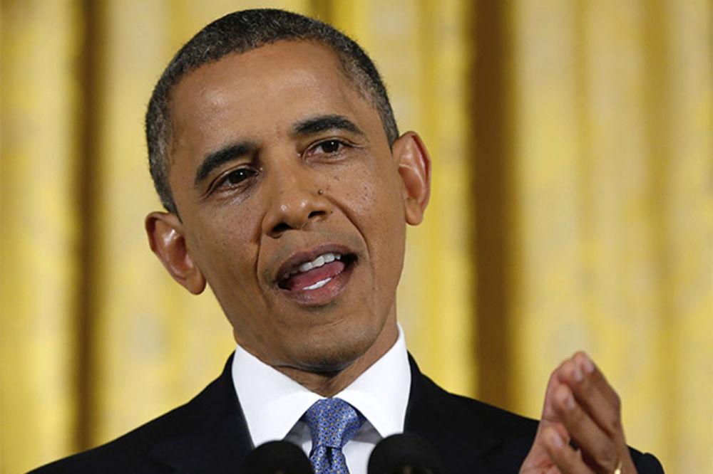 (VIDEO) Obama se obraća javnosti povodom napada u Siriji