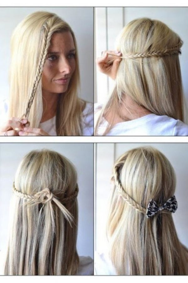 brzo, lako, prelepo: devojke, napravite frizuru za pet minuta
