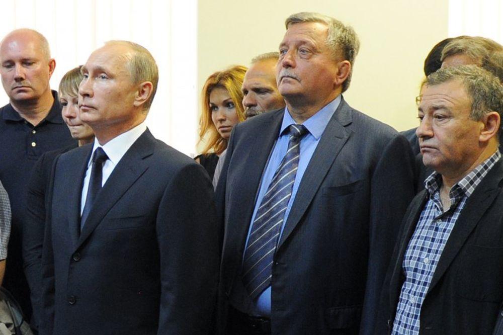 SANKCIJE: Italijani oduzeli imovinu Putinovom saradniku i partneru u džudou