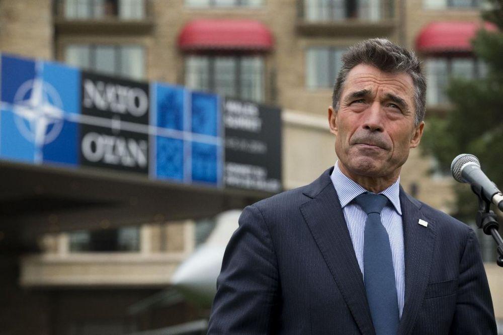 RASMUSEN: Za vreme mog mandata NATO je skinuo stomak i očeličio mišiće