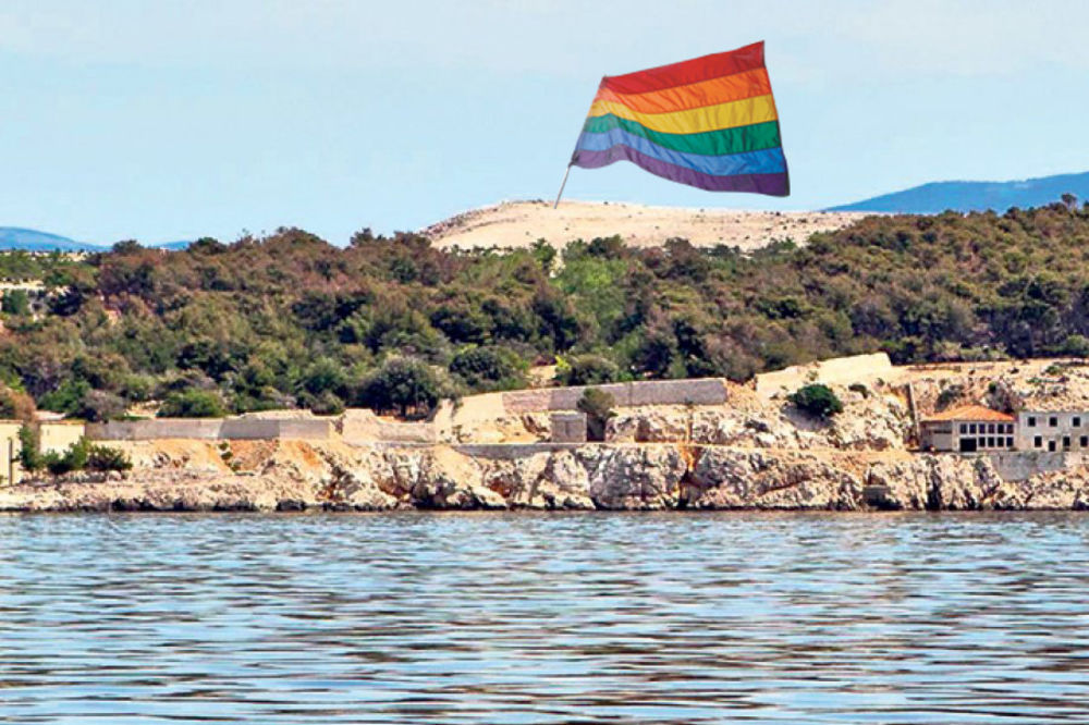 HRVATI NAŠLI REŠENJE: Teraju gejeve na Goli otok!