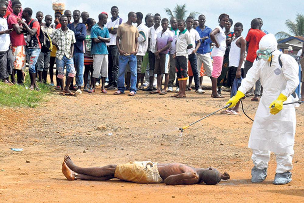 APOKALIPSA: Ebola je početak kraja sveta!