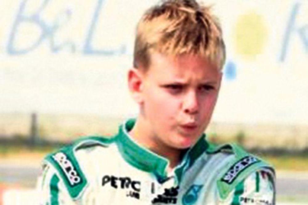 SOLIDAN DEBI: Šumaherv sin Mik deveti u Formuli 4