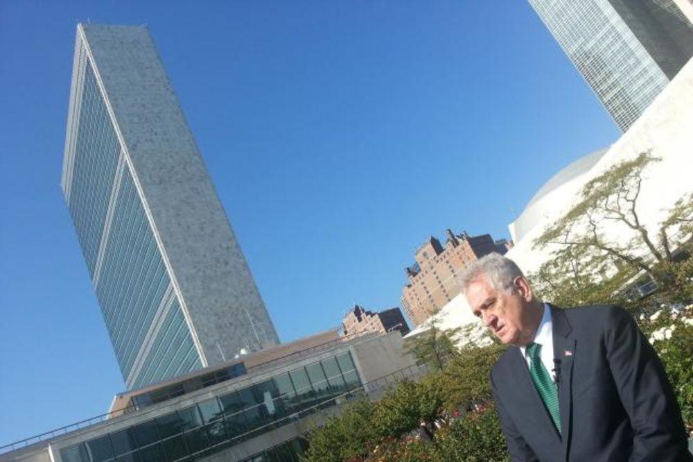 Nikolić u UN: Srbija sigurno nije upropastila ozonski omotač!