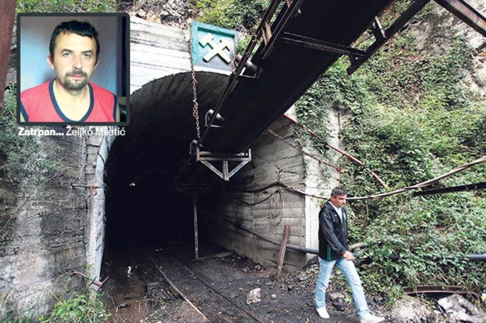 POSLEDNJI ISPRAĆAJ: Sahranjen nastradali rudar Željko Miletić!