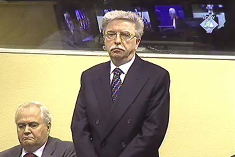 OSUĐEN U HAGU: Nikola Šainović robijaće u Švedskoj