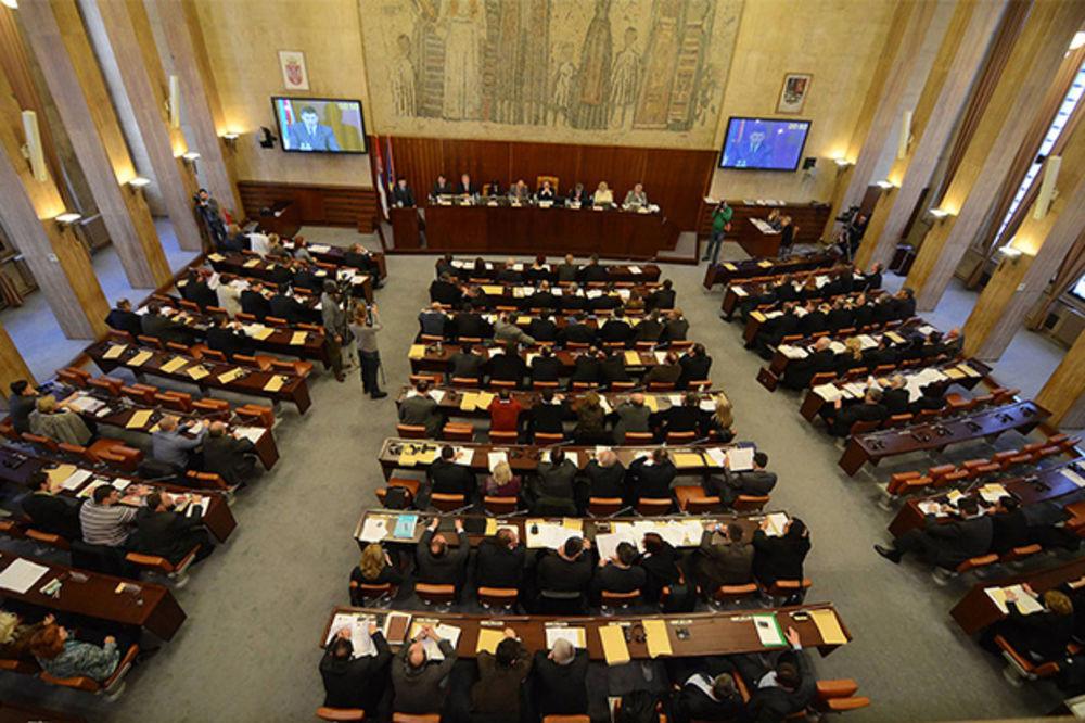 Skupština Vojvodine: Poslanici raspravljaju o rebalansu budžeta