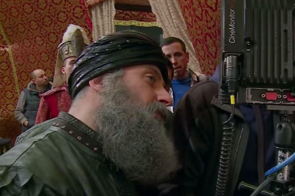 (VIDEO) OVO DO SADA NISTE VIDELI: Pogledajte kako se snimala serija Sulejman Veličanstveni!