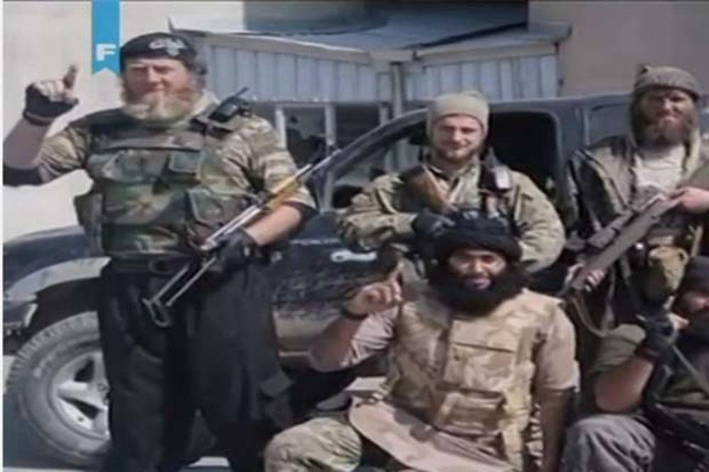 UBILI GA KURDI: Komandant džihadista Ramo Pazara iz BiH poginuo u Siriji
