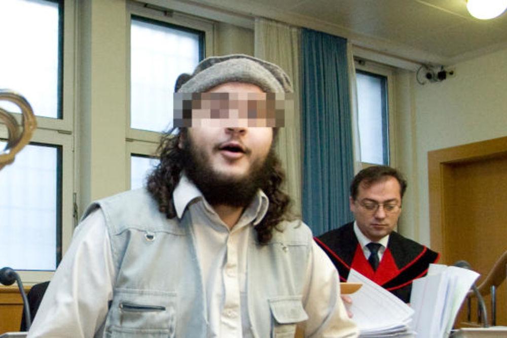 IZ SUDNICE NA RATIŠTE: Turska pustila džihadistu na slobodu!