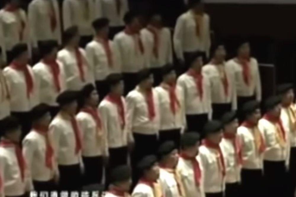 POSLUŠAJTE: Kad Kinezi pevaju Po šumama i gorama!
