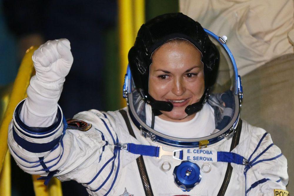 (VIDEO) SOJUZ STIGAO NA MKS: Evo prve Ruskinje koja posle 17. godina poletela u svemir!