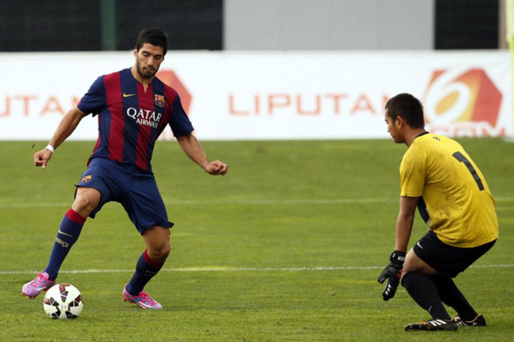 (VIDEO) PA, OVO JE MAGIJA: Da li ste videli Suarezovu asistenciju?