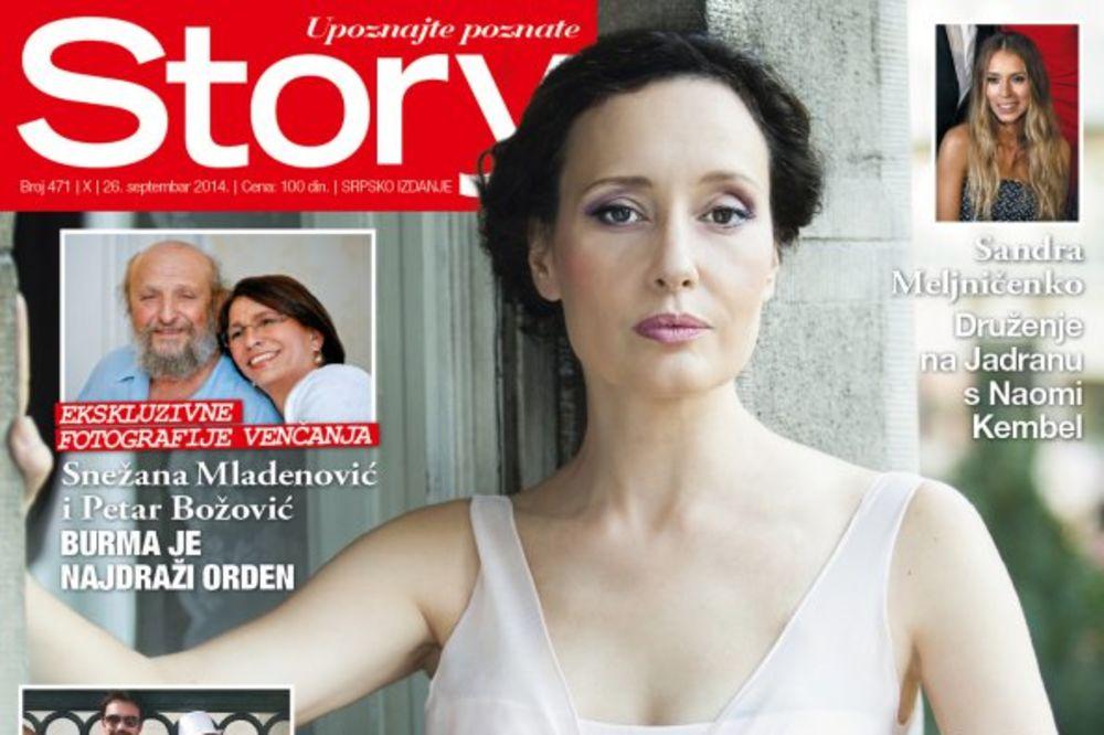 Ivana Žigon za Story: Moj novi život posle rastanka s mužem