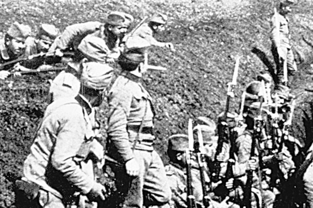 Obožavali pesmu...Vojnici na Solunskom frontu uživali su u stihovima Đorđa Marinkovića