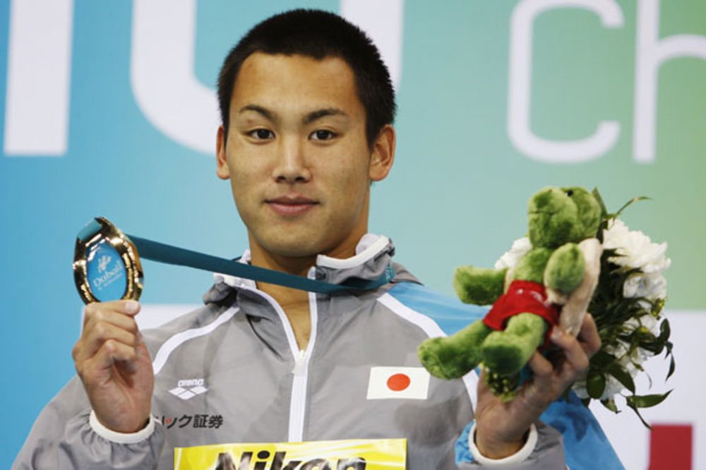 NEVIĐENI SKANDAL SVETSKOG ŠAMPIONA: Japanski plivač izbačen sa Igara zbog krađe