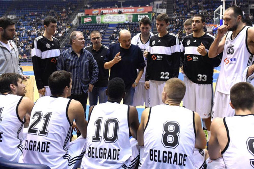 (VIDEO) UŽIVO: Partizan vodi na stratu drugog poluvremena