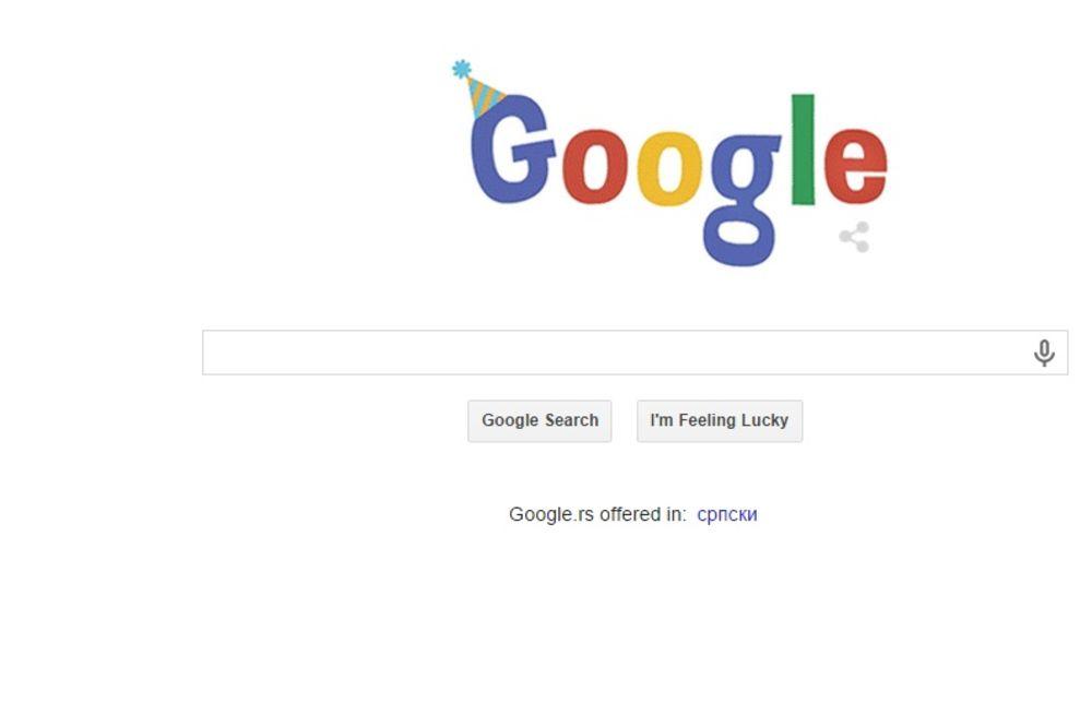 SLAVI 16. ROĐENDAN: Gugl danas u znaku Gugla!