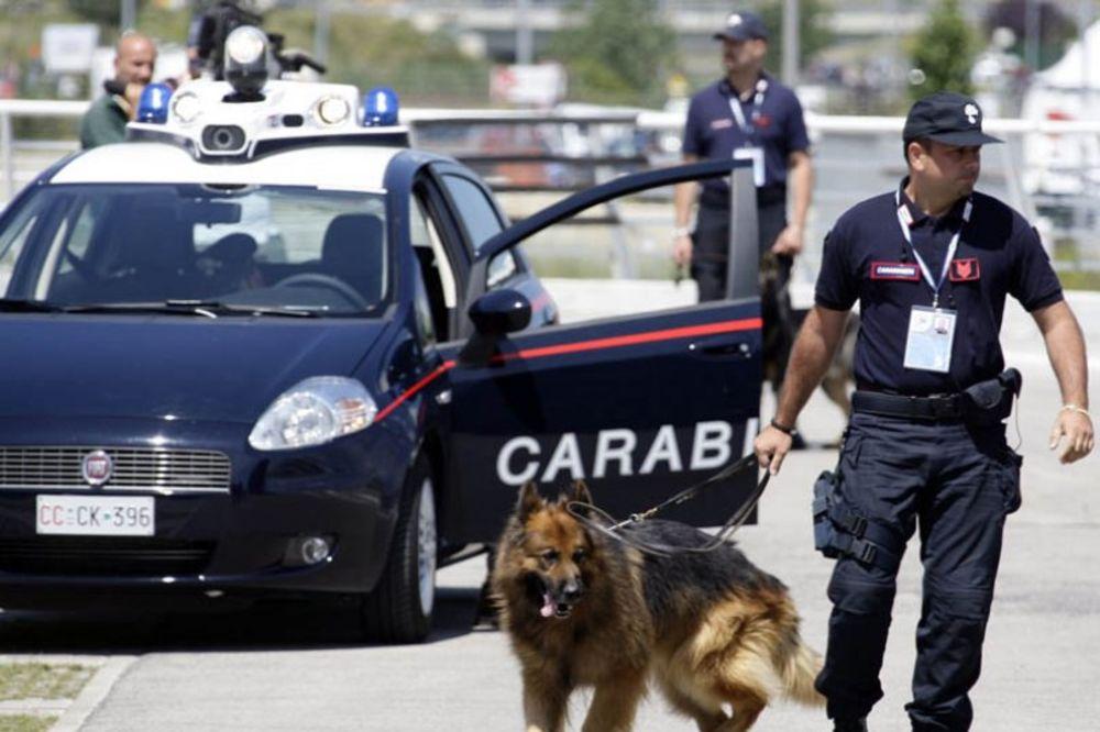 DEMONTIRANA BOMBA: Austrijanac digao na noge italijansku policiju!