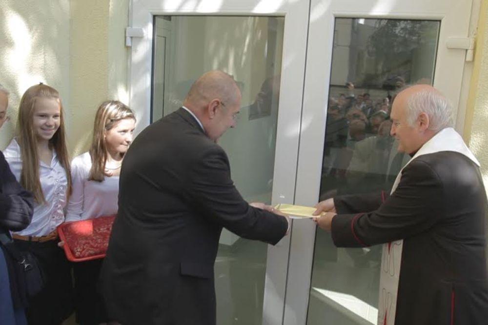 KIKINDA: Otvoren Gerontološki centar kuća Božijeg milosrđa!