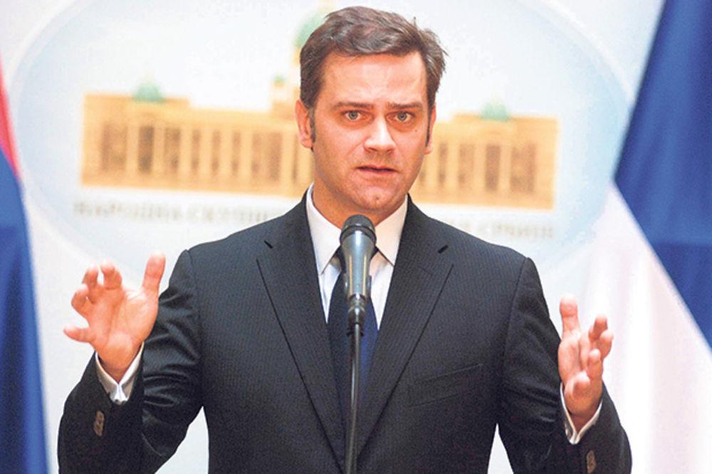 Borisav Stefanović: Tražimo ostavku Gašića i Stefanovića zbog napada na Andreju Vučića