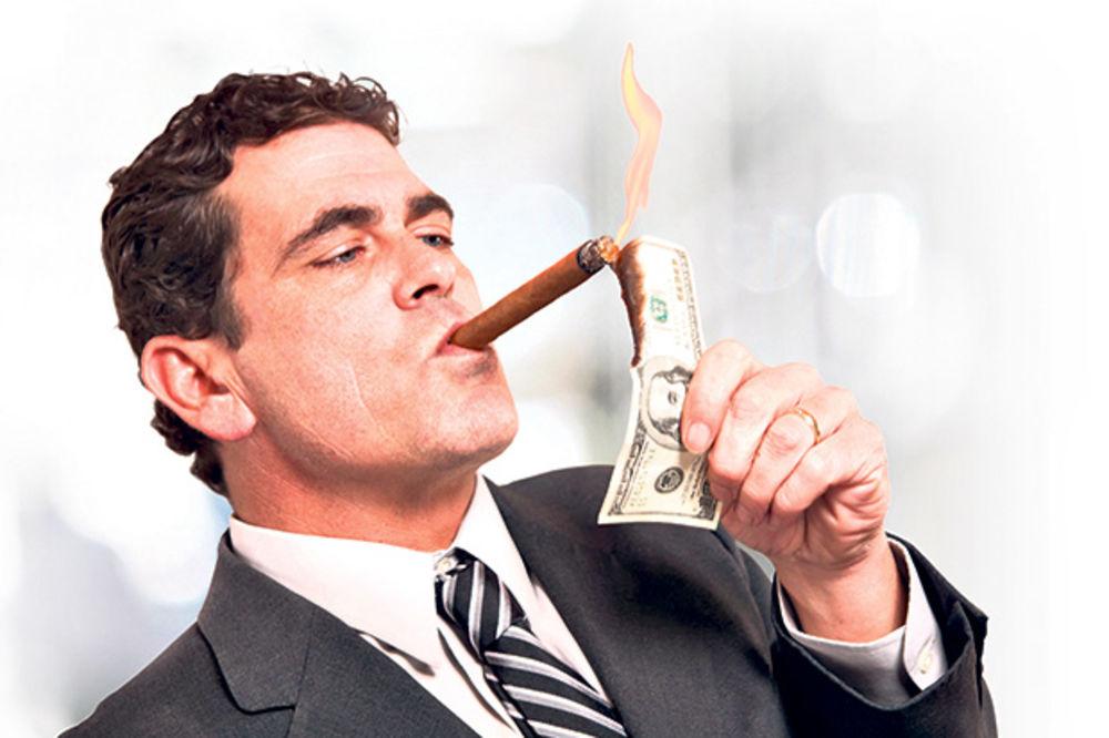JEZDINIM STOPAMA: Ojadio klijente banke ukrao im 200.000 evra i pobegao!