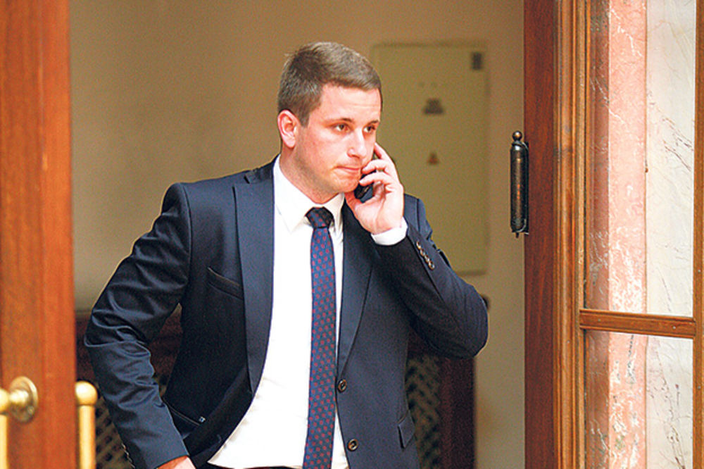 Jovičić: Većeg licemerja od optužbi Balše Božovića nisam video