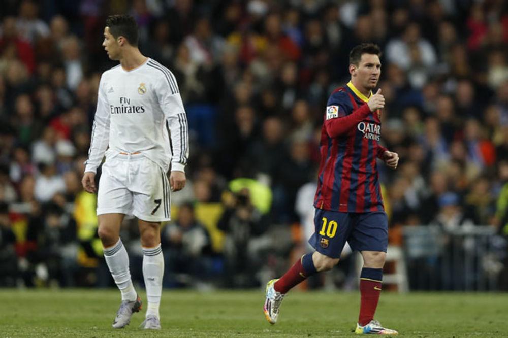 ENRIKE VELIČA LEA: Ako je Ronaldo Džordan, onda je Mesi Čemberlen!