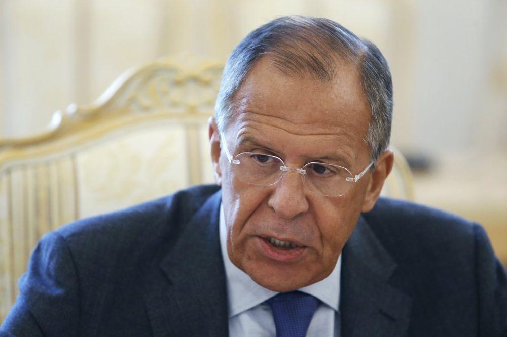 Lavrov: Dobar dijalog Rusije i Srbije