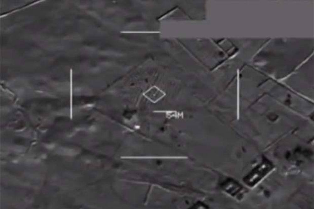 NASTAVLJENI VAZDUŠNI NAPADI: Uništene tri improvizovane naftne rafinerije ISIL u Siriji