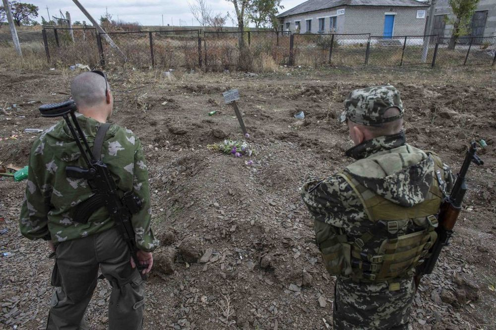 (VIDEO) UŽIVO DAN 223 STRAVA: Još jedna masovna grobnica otkrivena u Donbasu